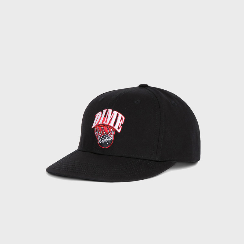 Dime Dime Basketbowl Cap  Black