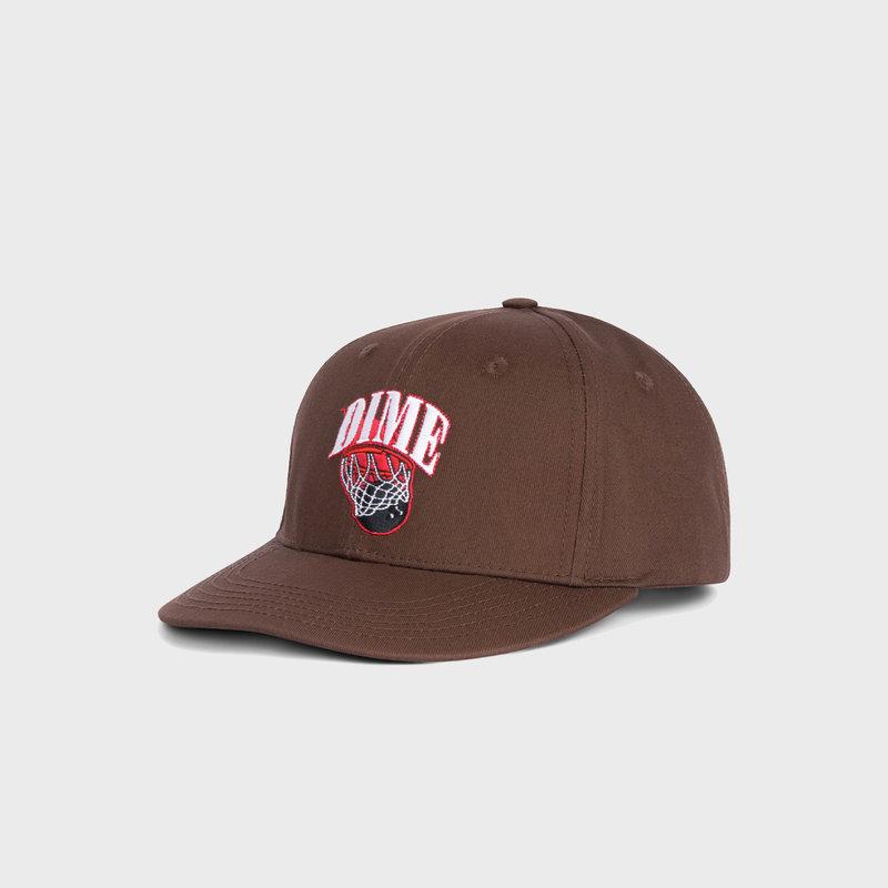 Dime Dime Basketbowl Cap Brown