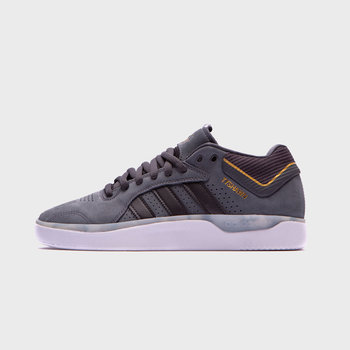 adidas Tyshawn Carbon/Black/Gold