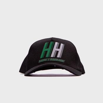 Hardies Speed Hat black/green/white
