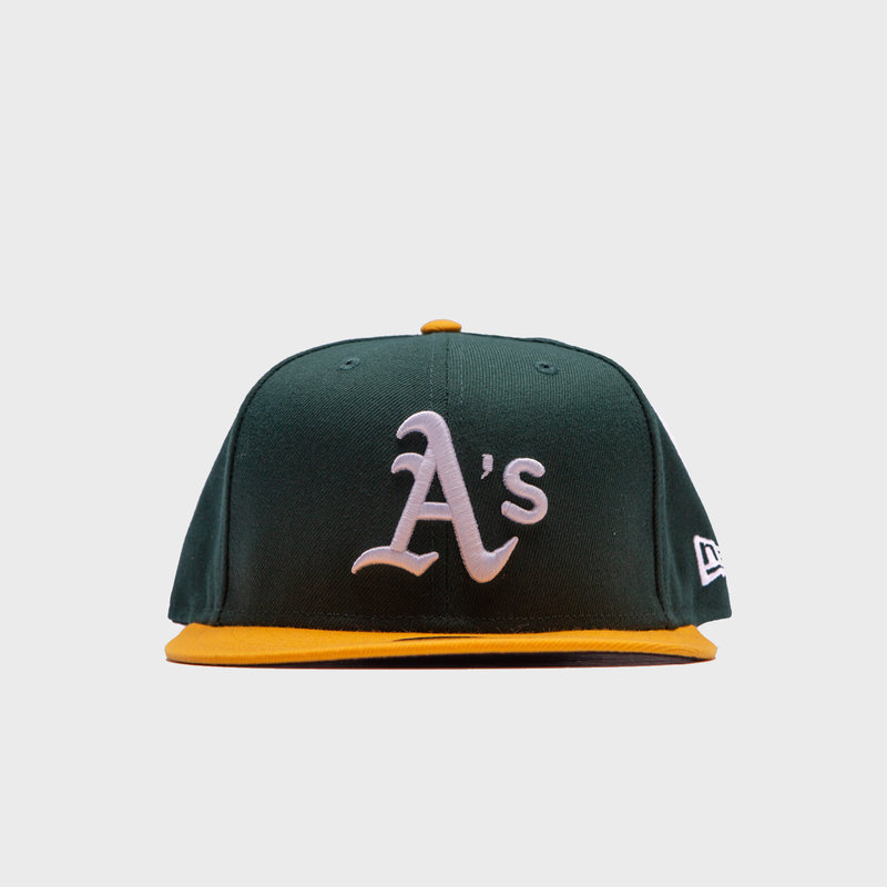 New Era New Era Oakland A's Fitted