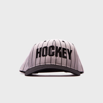Hockey Striped Snapback