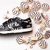 Nike SB x Quarter Snacks Dunk Low 'Zebra'