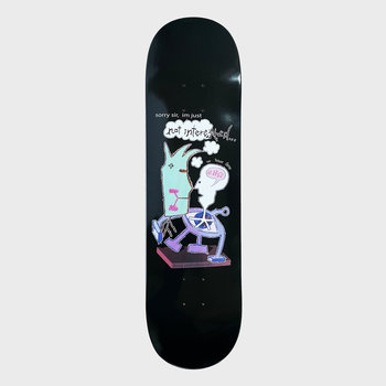 Frog Not Interested (Pat G) Deck 8.38