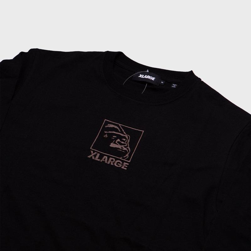 XLarge XLarge Square OG Logo Black