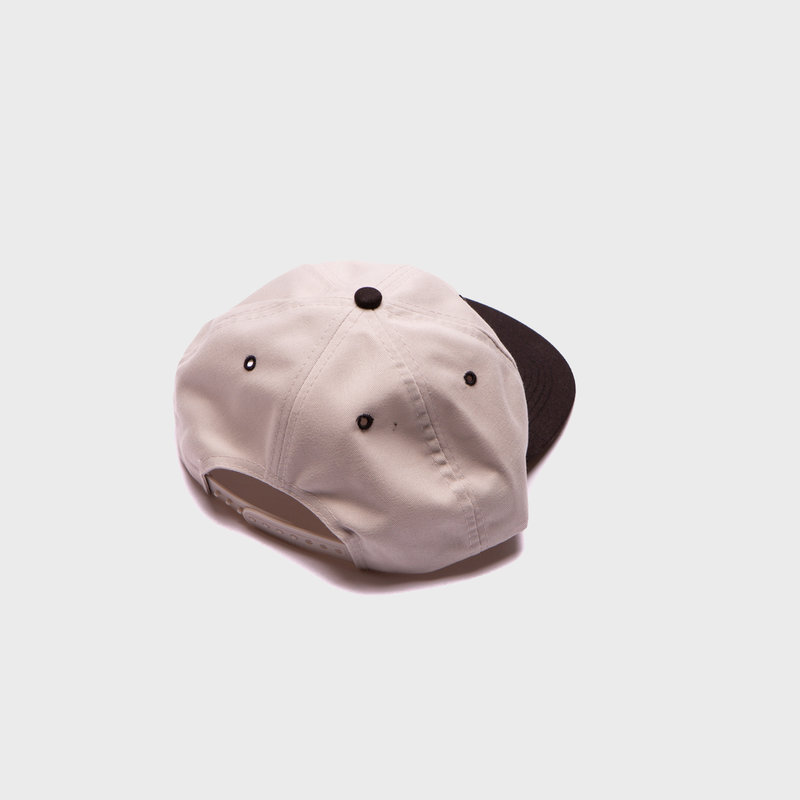 Bleach Bleach Dice Two Toned Cap White/Black