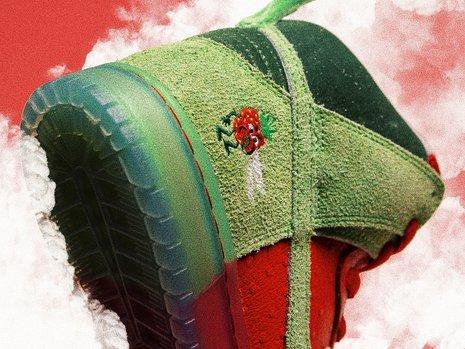 Nike SB Dunk High 'Strawberry'