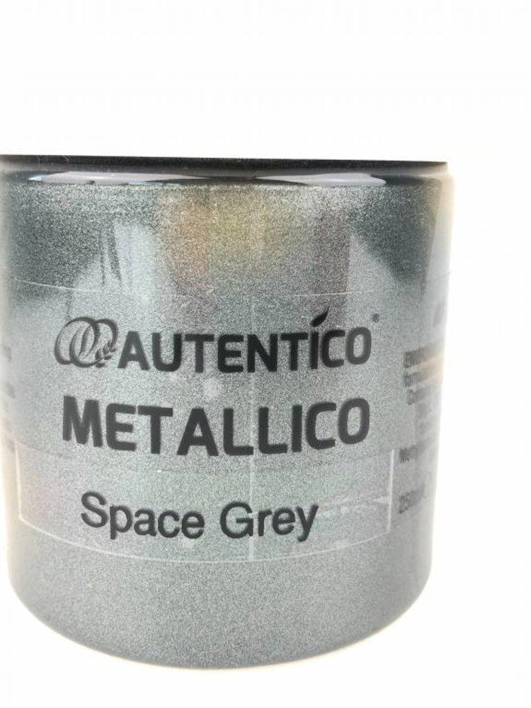 Metallico 250 ml, color Space Grey