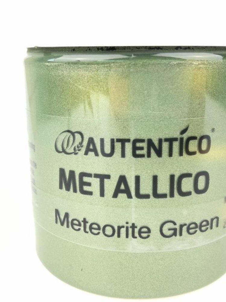 Metallico 250 ml, color Meteorite Green