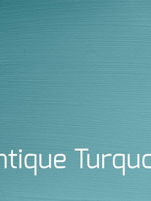 Autentico Vintage furniture paint, color Antique Turquoise