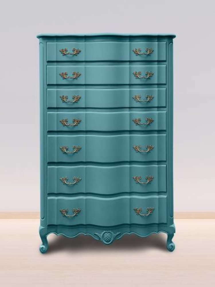 Autentico Vintage Furniture Paint Color Antique Turquoise