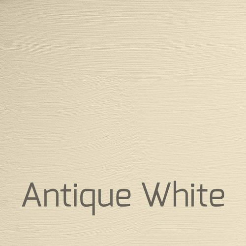 Autentico Vintage furniture paint, color  Antique White