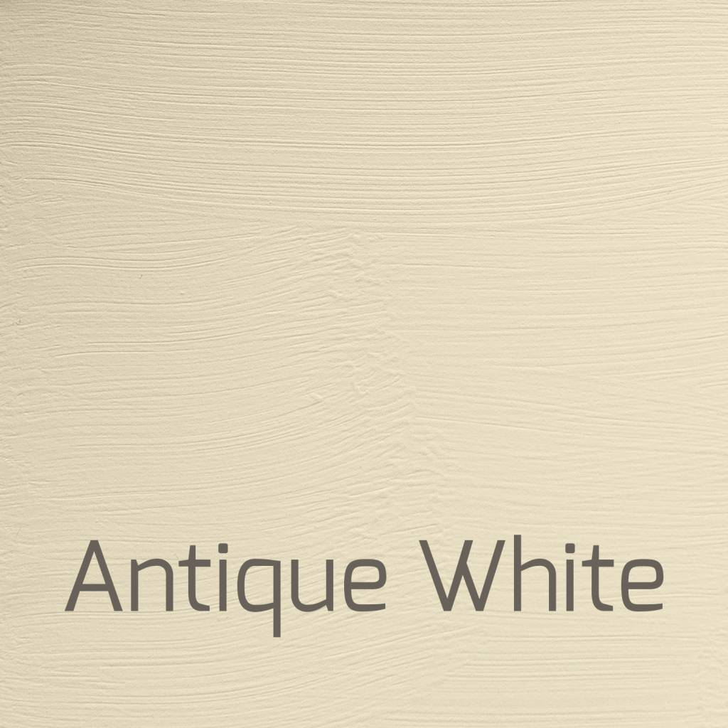 Autentico Vintage Furniture Paint Color Antique White