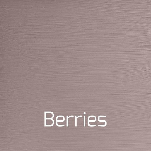 Autentico Vintage furniture paint, color  Berries