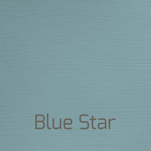 Autentico Vintage furniture paint, color  Blue Star
