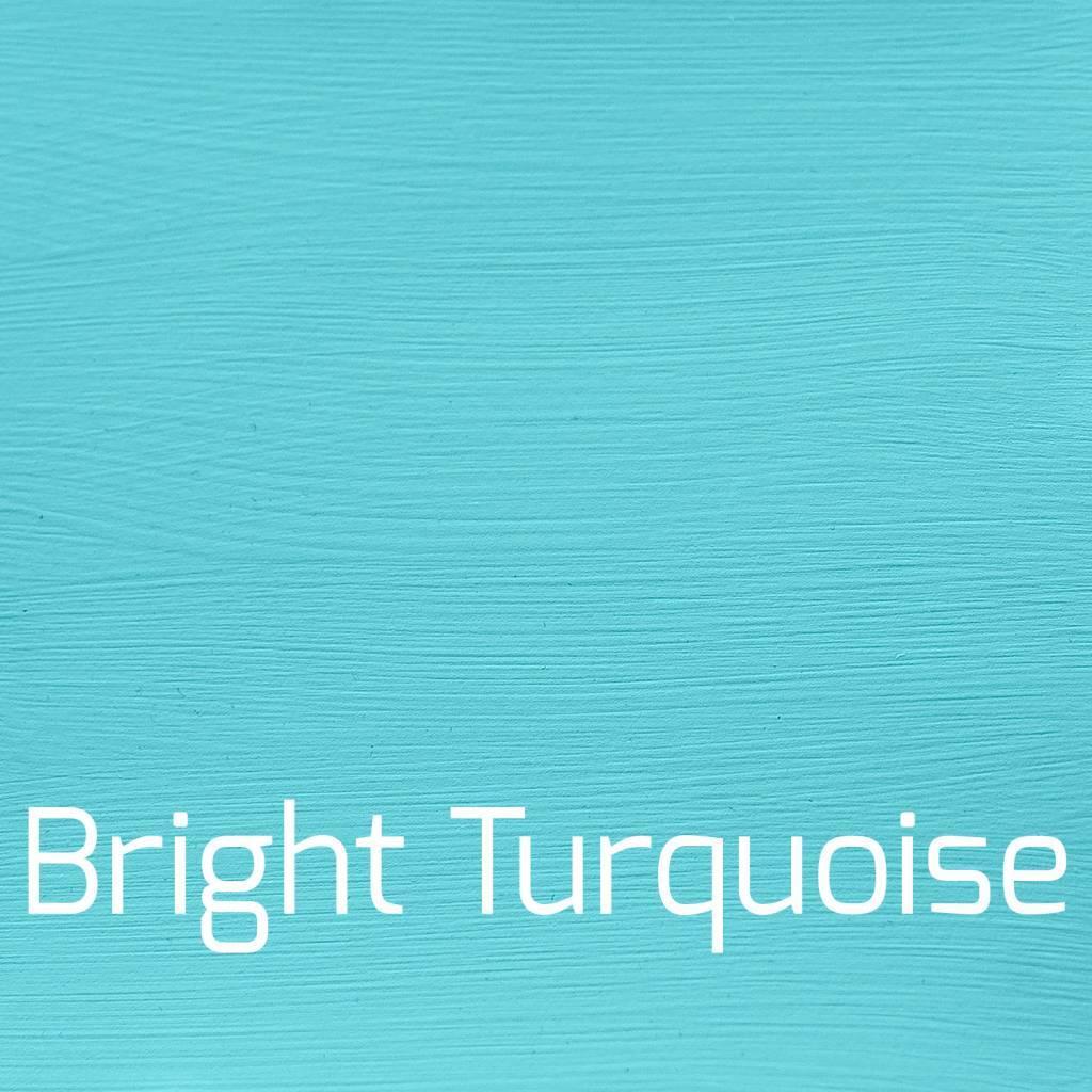 Autentico Vintage Furniture Paint Color Bright Turquoise