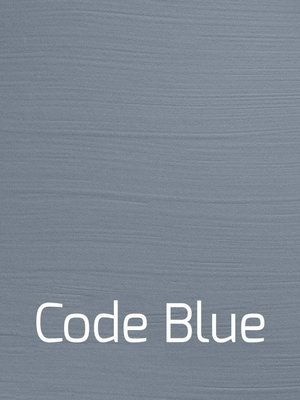 Autentico Vintage furniture paint, color Code Blue