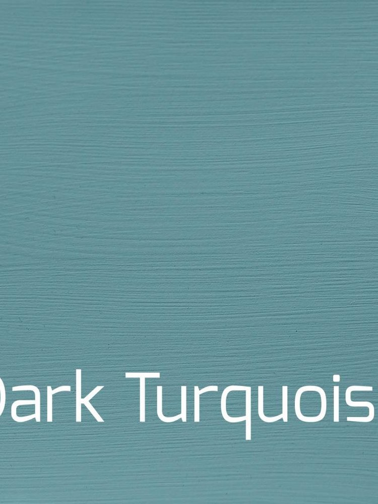 Autentico Vintage furniture paint, color  Dark Turquoise