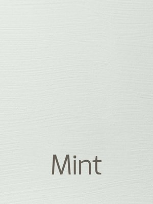 Autentico Vintage furniture paint, color  Mint
