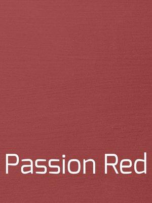 Autentico Vintage furniture paint, color  Passion Red