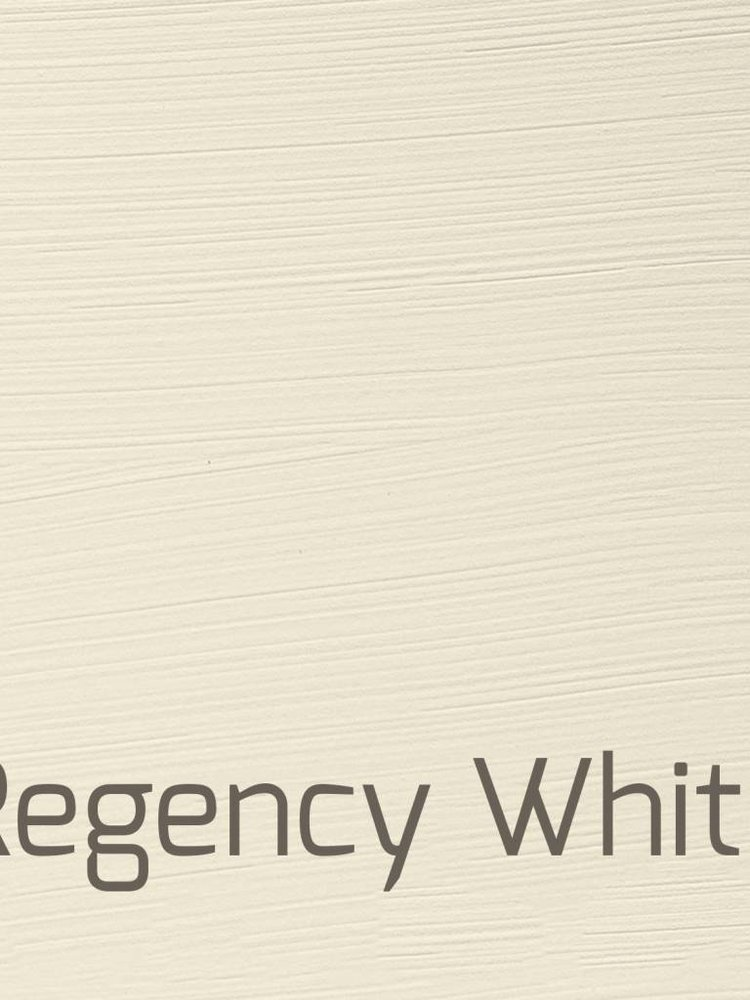 Autentico Vintage furniture paint, color  Regency White