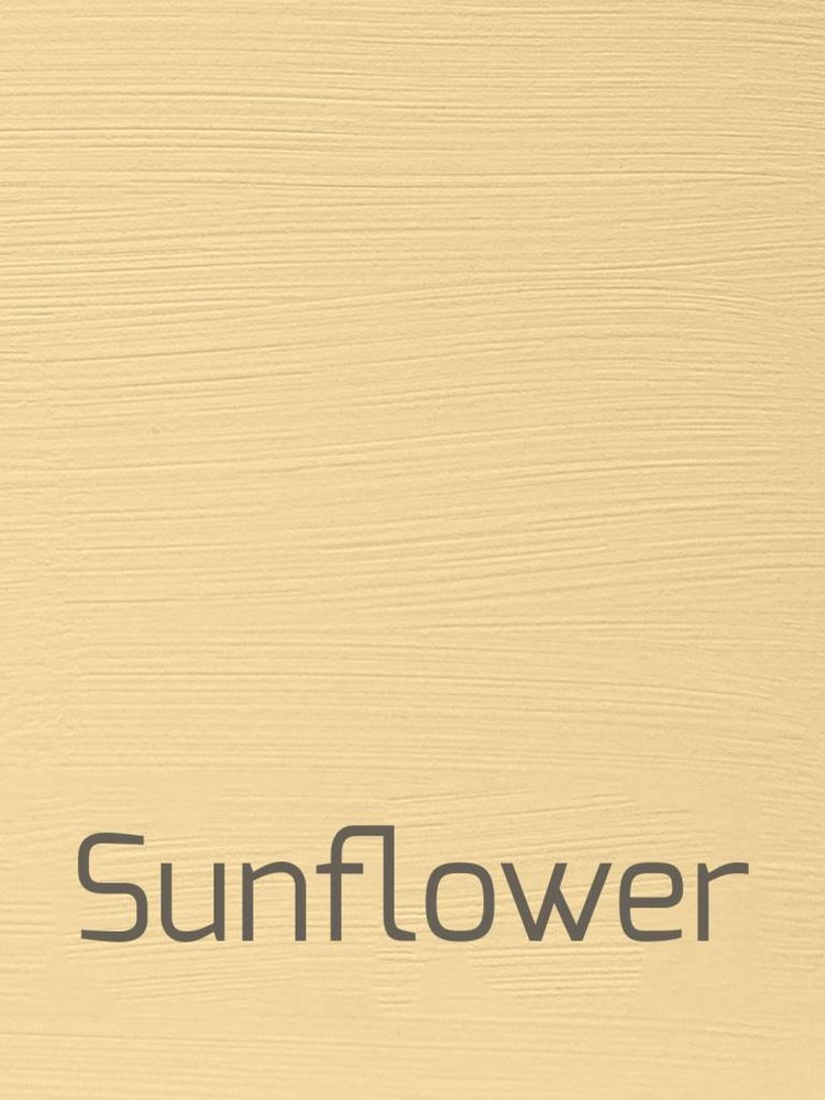 Autentico Vintage furniture paint, color Sunflower