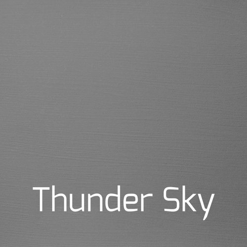 Autentico Vintage furniture paint, color  Thunder Sky