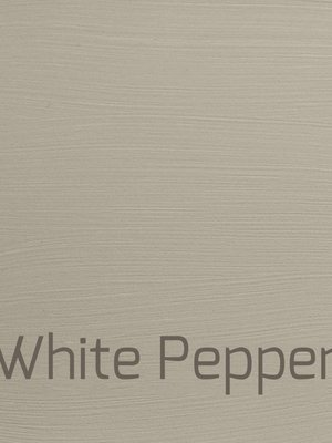 Autentico Vintage furniture paint, color White Pepper