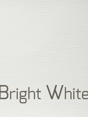 Versatile, washable paint for inside and outside, color Bright White