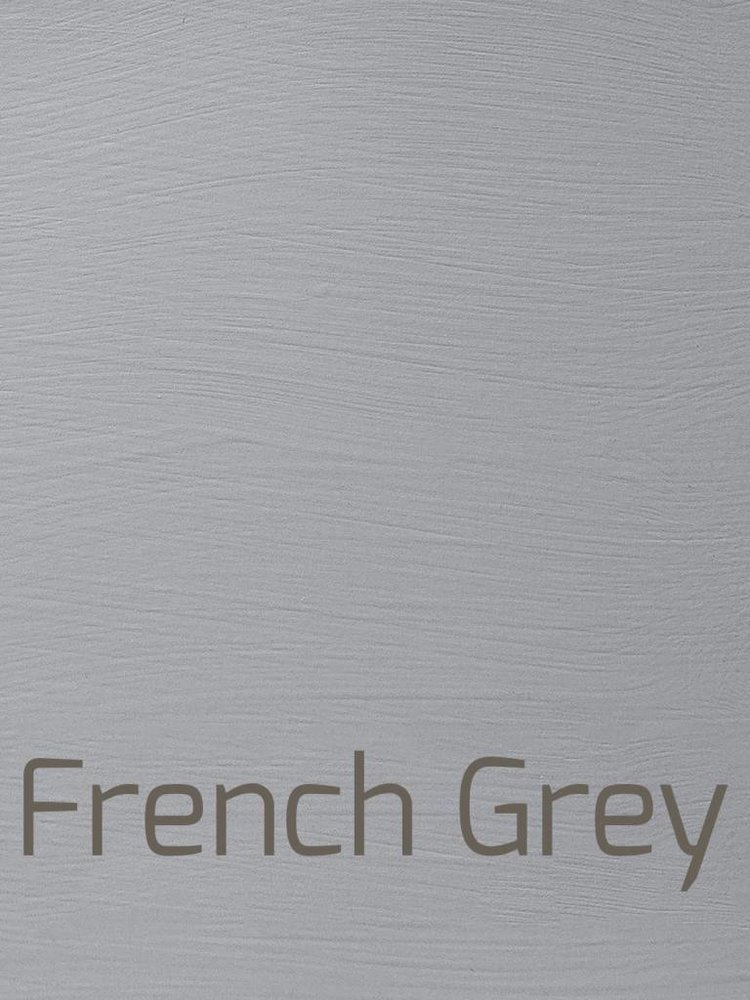 Versatile, washable paint for inside and outside, color French Grey