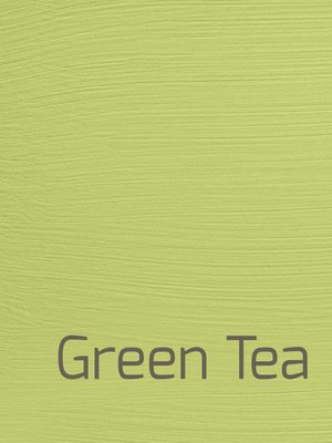 Versatile, washable paint for inside and outside, color Green Tea