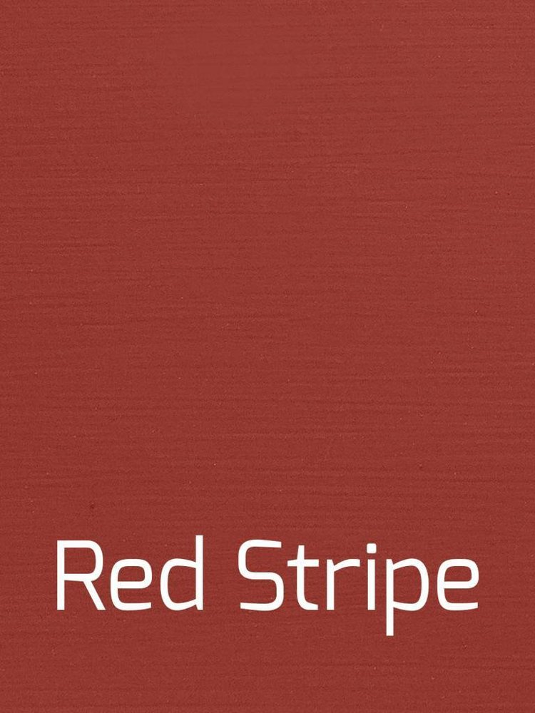 Versatile, washable paint for inside and outside, color Red Stripe