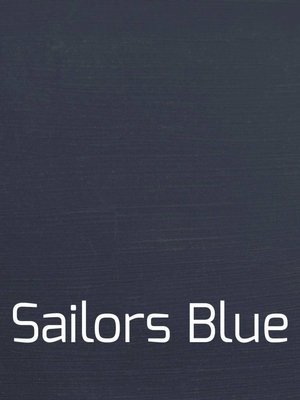 Autentico Versante, washable paint for inside and outside, color Sailors Blue