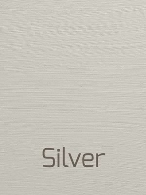 Versante, washable paint for inside and outside, color Silver
