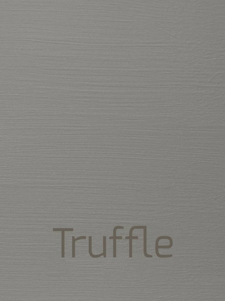 Fresh, washable paint for inside and outside, color Truffle