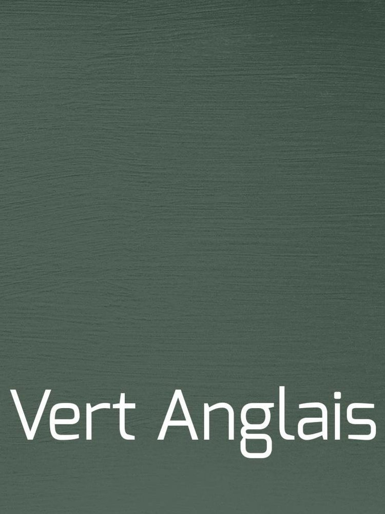 Fresh, washable paint for inside and outside, color Vert Anglais