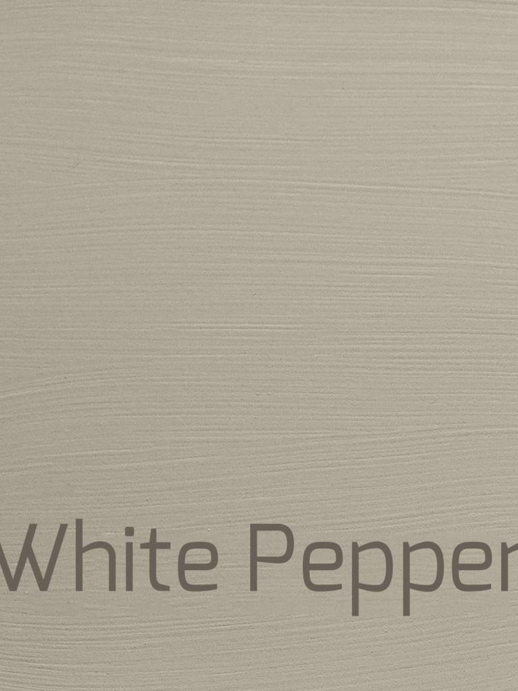 Autentico Versante, washable paint for inside and outside, color White Pepper