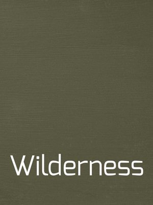 Autentico Versante, washable paint for inside and outside, color Wilderness