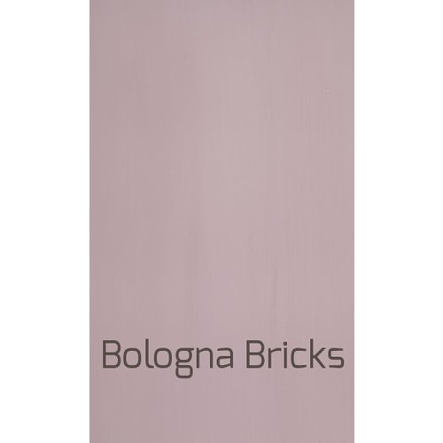 Venice lime paint, color Bologna Bricks