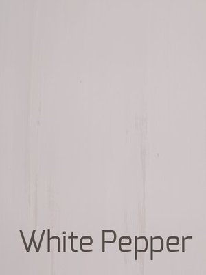 Venice lime paint, color White Pepper