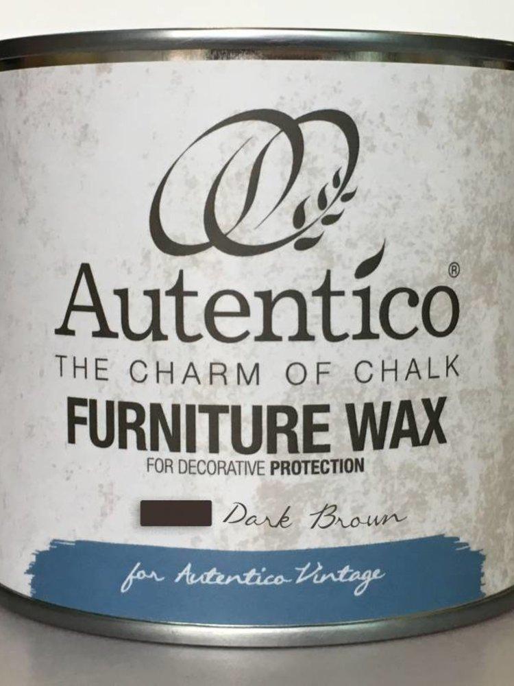 Dark Brown Furniture Wax