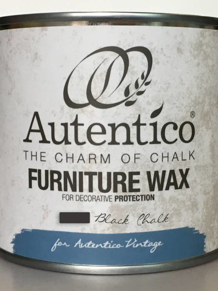 Black Chalk Furniture Wax