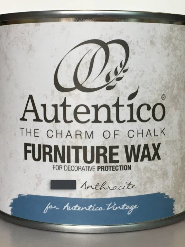 Anthracite Furniture Wax