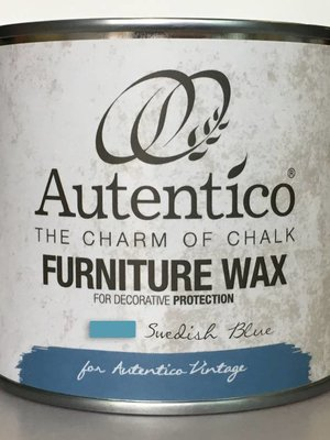 Swedish Blue Furniture Wax