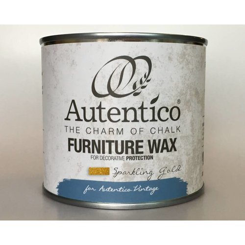 Sparkling Gold Furniture Wax