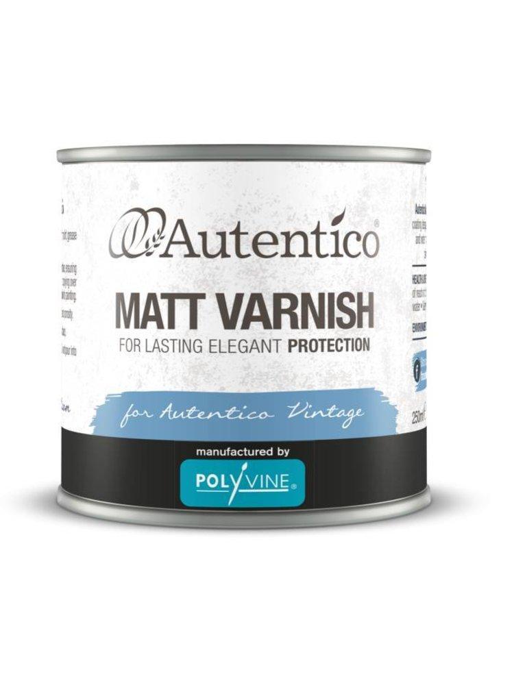 Autentico Matt Varnish 250 ml