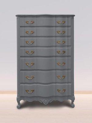 Autentico Vintage furniture paint, color Zinc Look