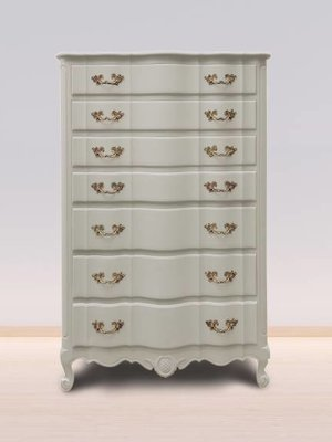 Autentico Vintage furniture paint, color Silver