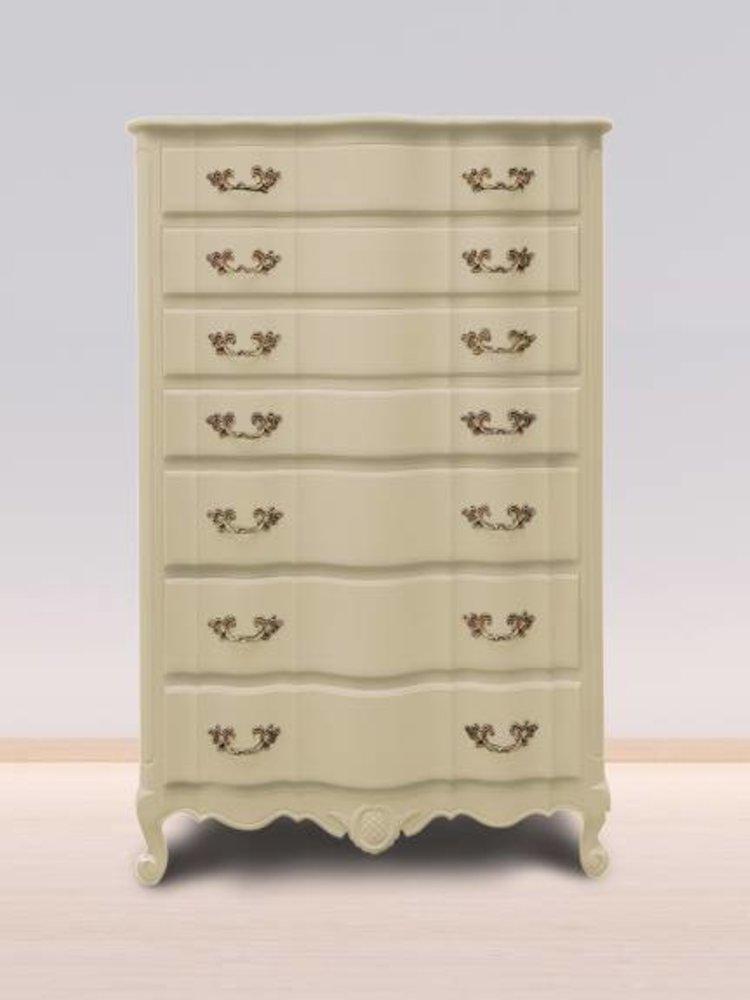 Autentico Vintage furniture paint, color  Silver Screen