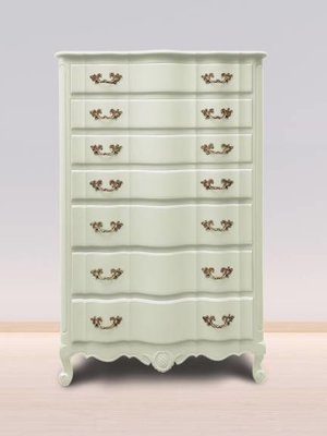 Autentico Vintage furniture paint, color  Silk